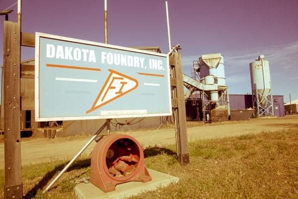 Dakota Foundry founded in 1977