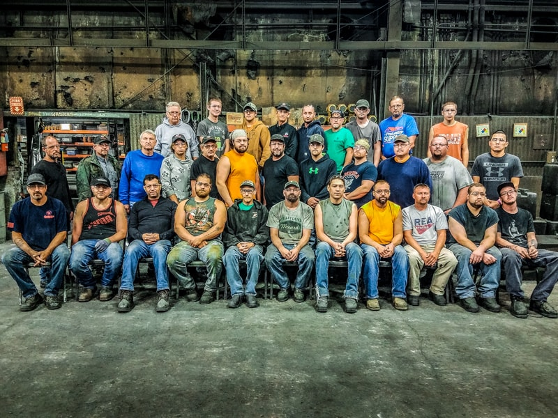 Dakota Foundry Team