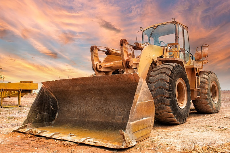 Cast Iron parts for Construction Equipment Manufacturing